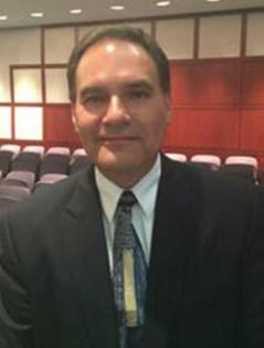 Co-Chairperson George Hernandez