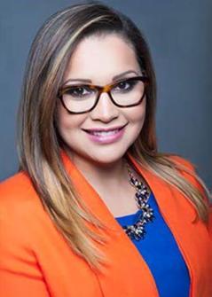 Secretary Emanuela Palmares